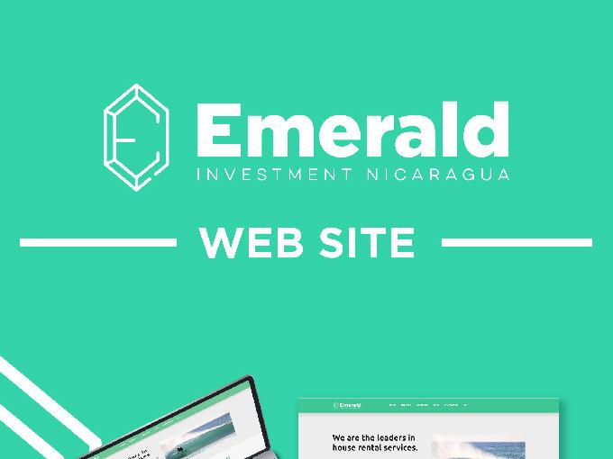 Emerald Página Web